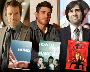 Yahoo! TV Giveaway: 'Hung'/'How to Make It in America'/'Bored to Death' DVD Sets