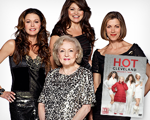 Yahoo! TV Giveaway: 'Hot in Cleveland' Season 2 DVDs