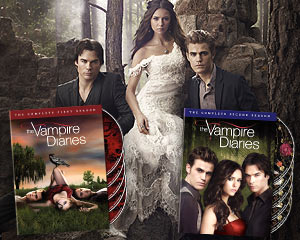 Yahoo! TV Giveaway: 'The Vampire Diaries' Season 1 and 2 DVDs