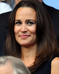 Kate's sister, Pippa, is stirring up royal buzz (Clive Mason/Getty Images)