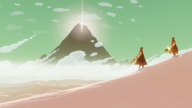 Journey (Credit: Sony/That Game Company)