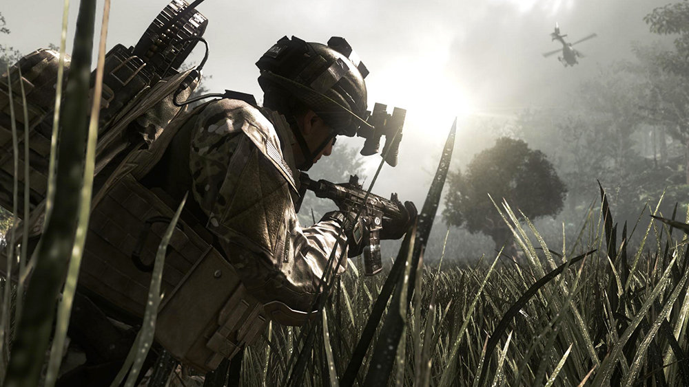 Call of Duty: Ghosts (Credit: Activision)