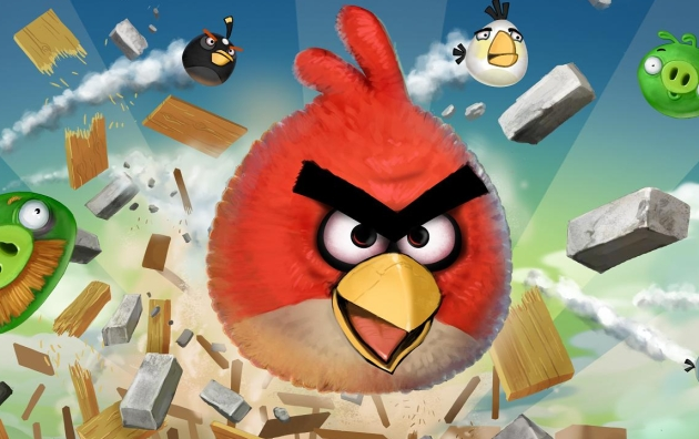 Angry Birds movie landing in 2016