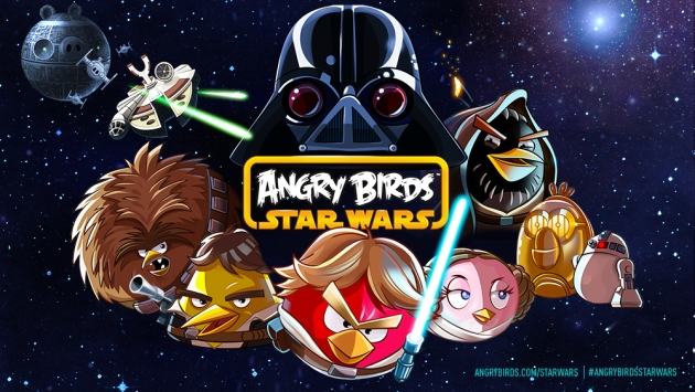 Angry Birds Star Wars (Credit: Rovio)