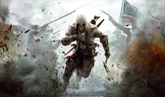 Assassin's Creed III (Credit: Ubisoft)