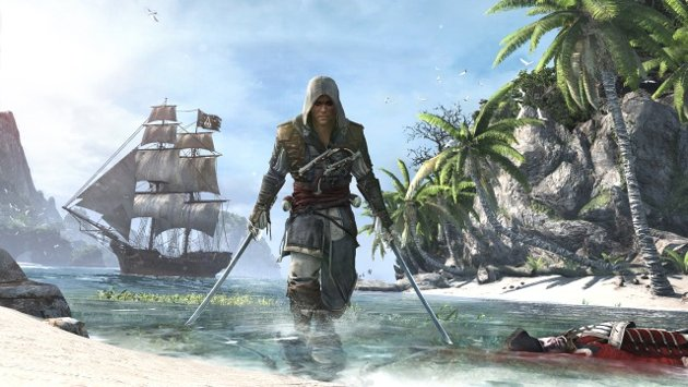 Piracy rules in Assassin's Creed IV: Black Flag