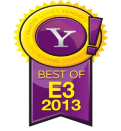 Yahoo! Games: Best of E3 2013 Awards