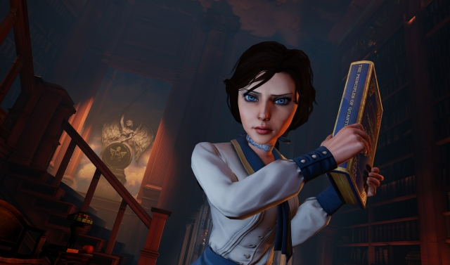 Elizabeth from BioShock Infinite (Credit: 2K Games/Irrational Games)