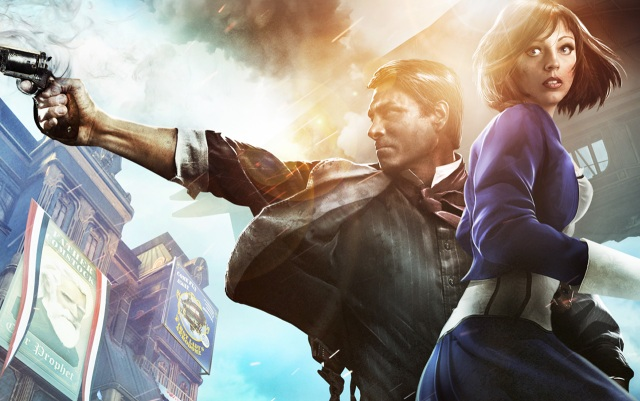 BioShock Infinite (Credit: 2K Games/Irrational Games)