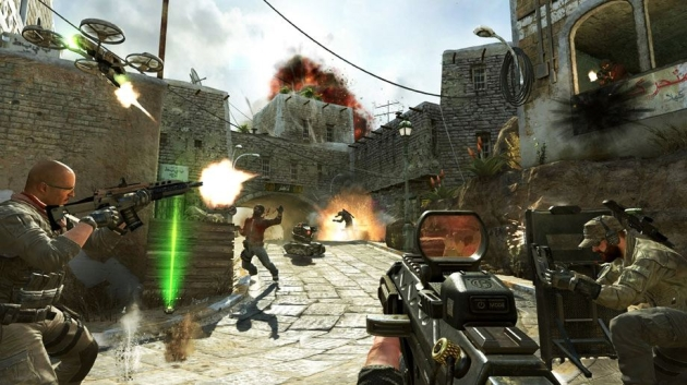 Call of Duty: Black Ops II (Credit: Activision)