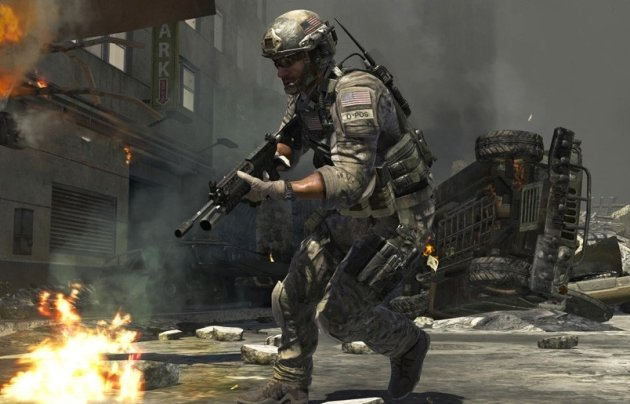Call of Duty: Modern Warfare 3 (Activision)