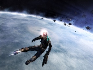 Dead Space 3 topped the charts in February (Credit: EA)