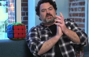 Double Fine founder Tim Schafer