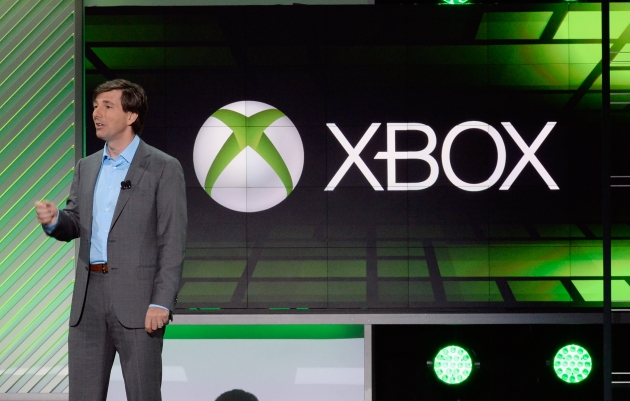 Microsoft's Don Mattrick (Credit: Getty Images)