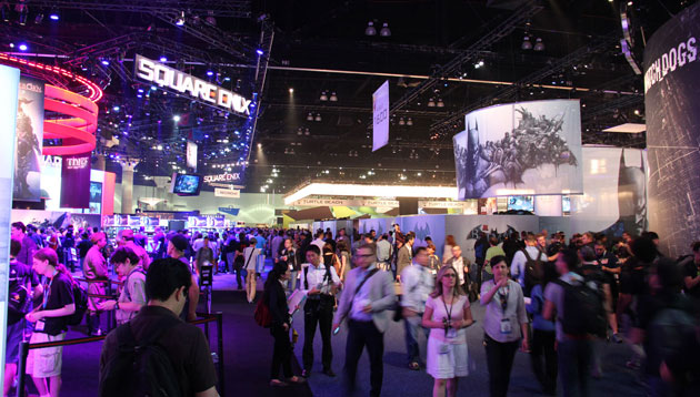 At Annual E3 Trade Show, Hoping for a Video Game Rebound