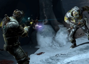 EA's Dead Space 3 featured microtransactions (Credit: EA)