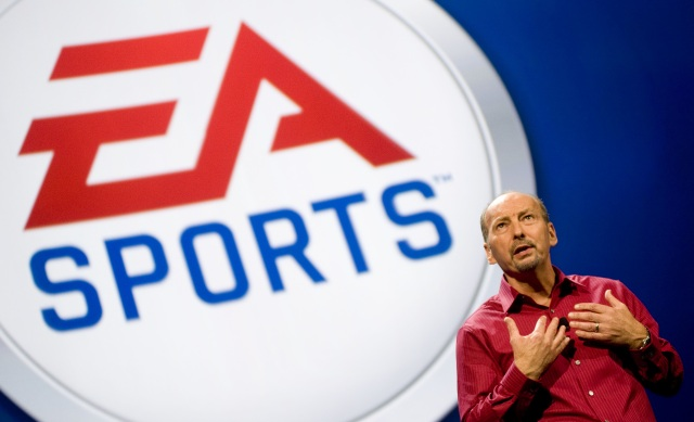 EA COO Peter Moore (Credit: Getty Images)