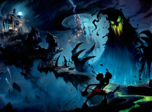 Epic Mickey (Credit: Disney)