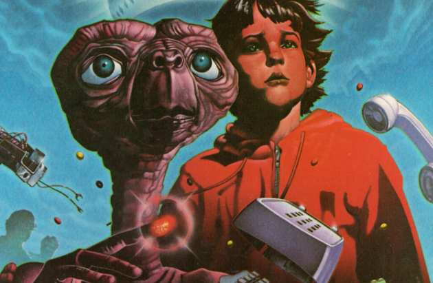 E.T. The Extra-Terrestrial (Credit: Atari)