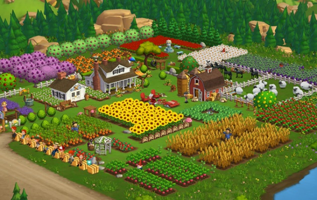 Farmville 2 (Credit: Zynga)