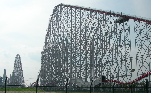 The World's Fastest Roller Coasters
