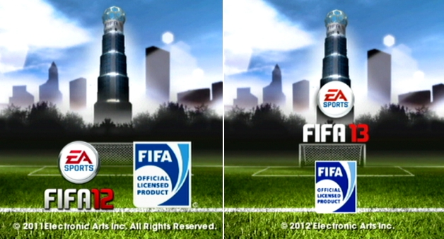 Two FIFAs, one game? (Image courtesy Nintendo Gamer)