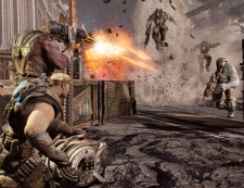 Gears of War 3 (Microsoft)