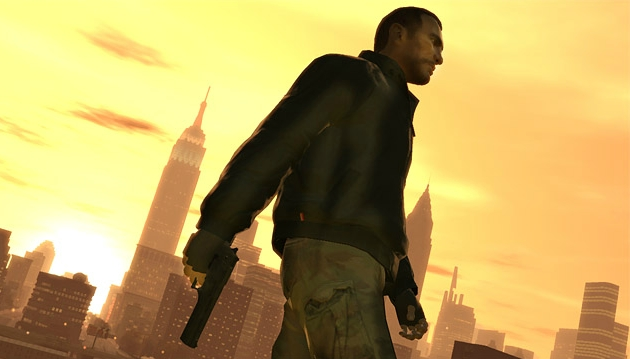 Grand Theft Auto IV (Credit: Rockstar Games)