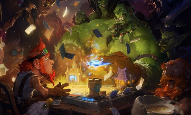Hearthstone: Heroes of Warcraft (Credit: Blizzard)
