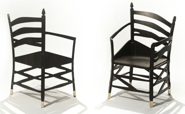 Take a seat before staring at these mystifying chairs