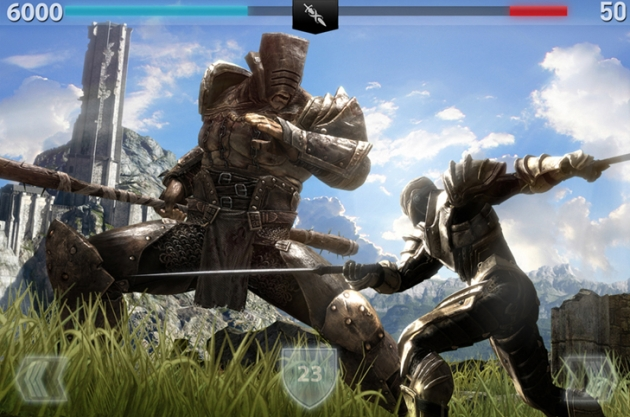 Infinity Blade II (Credit: Chair Entertainment)