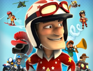 Free code giveaway: Joe Danger 2: The Movie