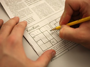 Is KenKen the next Sudoku?