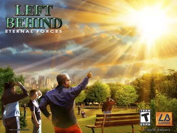 Left Behind: Eternal Forces video game (Credit: Inspire Media Entertainment)