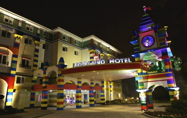 The Legoland Hotel (Credit: Legoland)