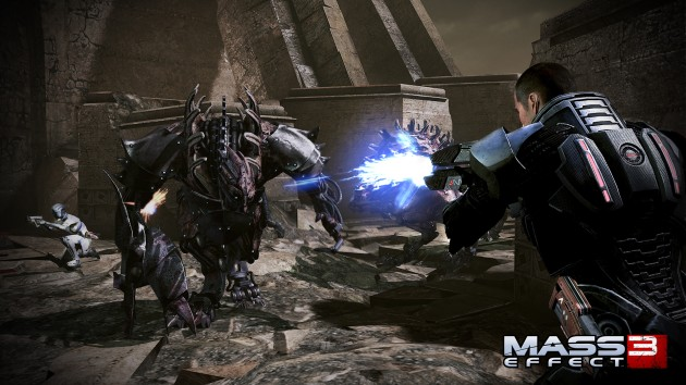 Mass Effect 3 (EA/BioWare)
