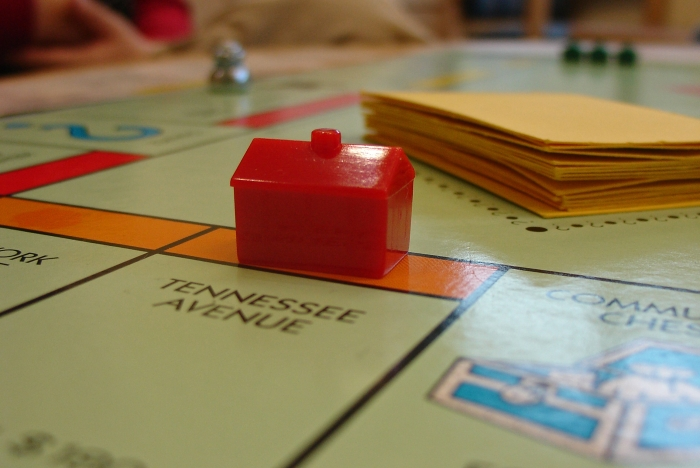 The streets of Monopoly in real life