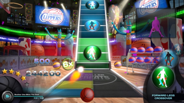 Bounce house: Hands-on with NBA Baller Beats