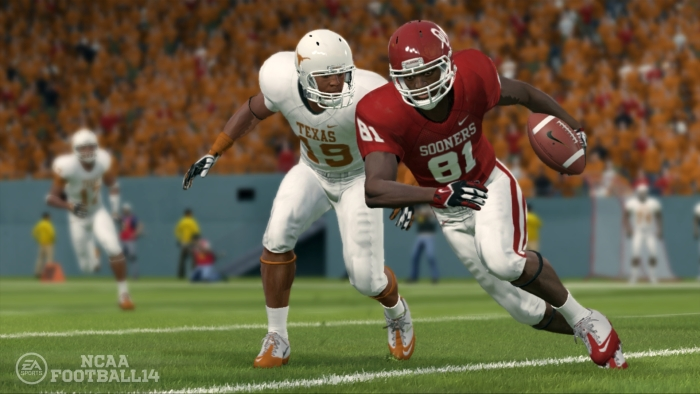 NCAA Football 14 (Credit: EA Sports)