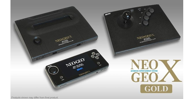 The Neo Geo returns this holiday