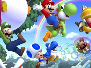 Wii U launch window games list revealed