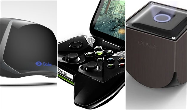 New systems seek to unseat Sony, Microsoft and Nintendo in 2013