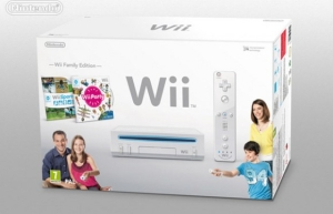 New-look Wii (Nintendo of Europe)