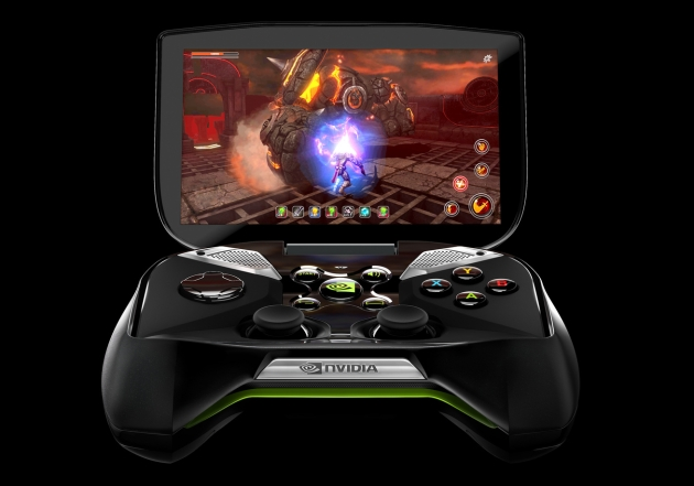 Nvidia's Project Shield (Credit: Nvidia)