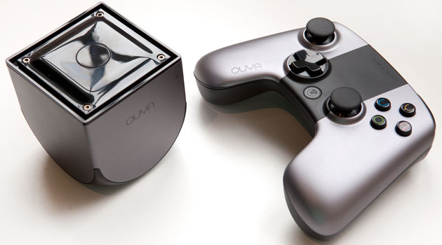 Ouya tries to crash E3, feuds with ESA