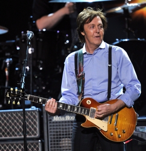 Paul McCartney (Credit: Getty Images)
