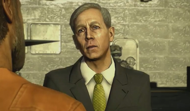 David Patraeus in Black Ops II (Credit: Kotaku)