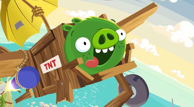Critics: 'Bad Piggies' is… not bad
