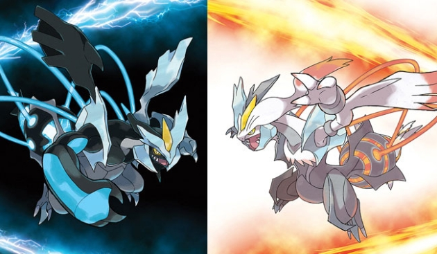 Pokemon Black/White version 2 (Credit: Nintendo)