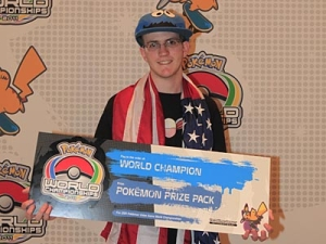 Pokemon champ Ray Rizzo (Pokemon Company)